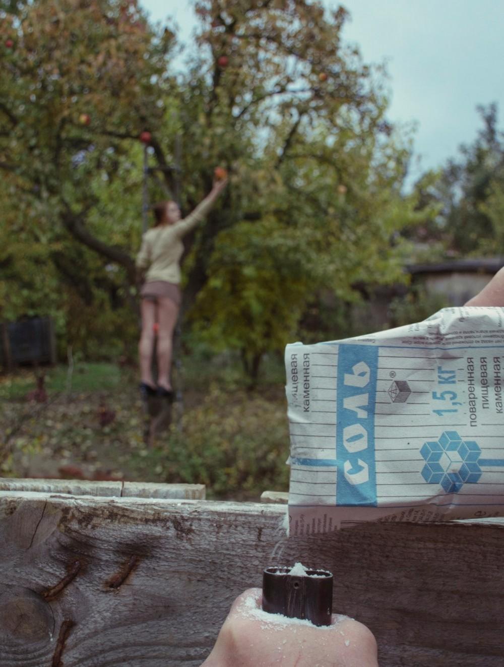 Красивые и веселые снимки девушек от Давида Дубнитского