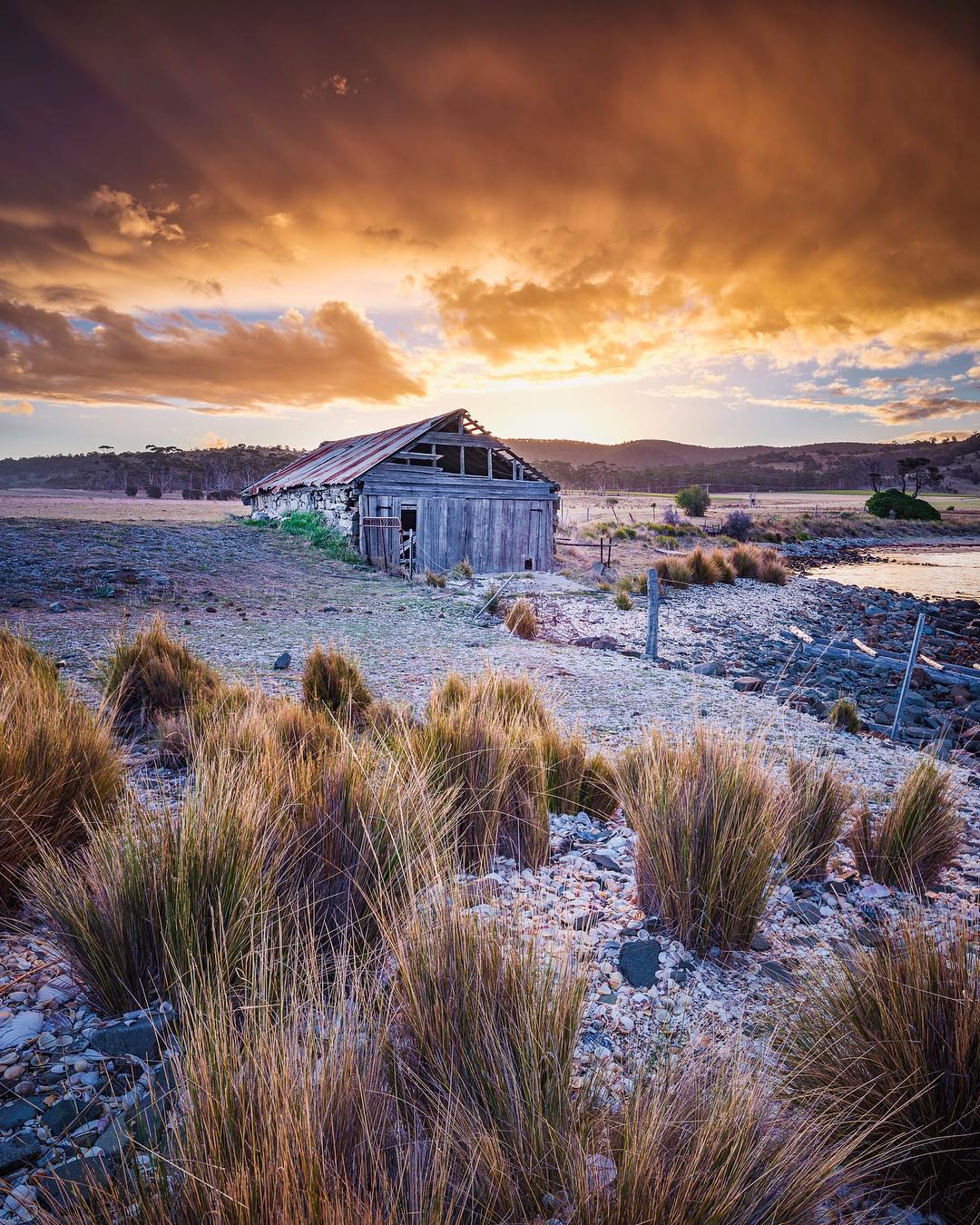 Красивые пейзажные и туристические фотографии Джеймса Блейкени
