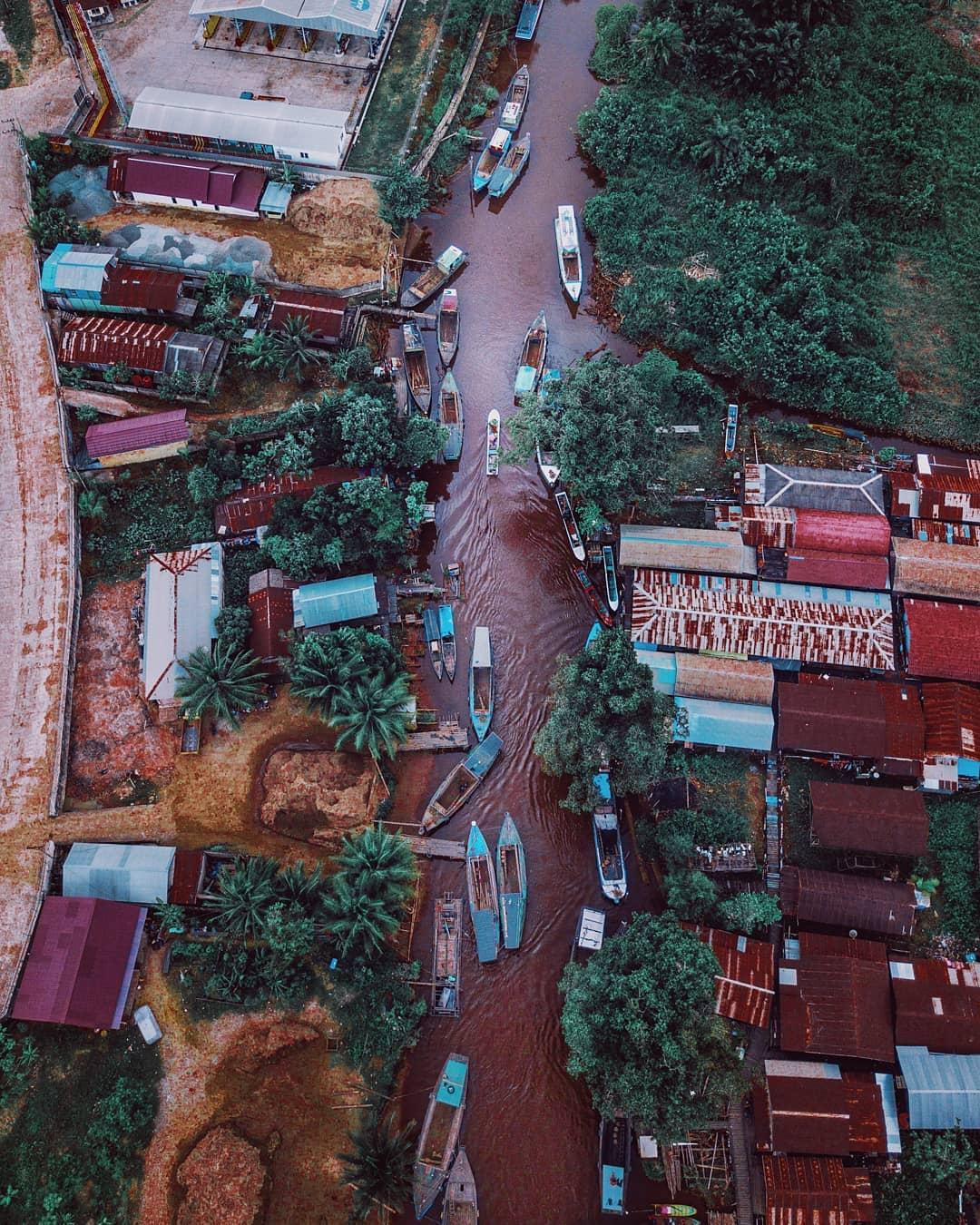 Ландшафтные и аэрофотоснимки от Сямсудина Нура