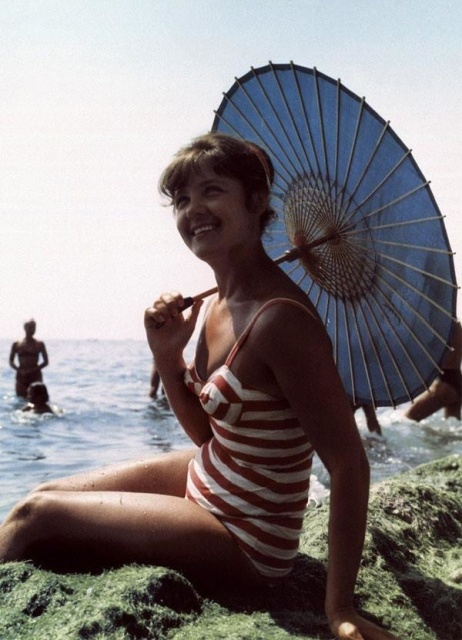 Натуральная красота женщин Советского Союза