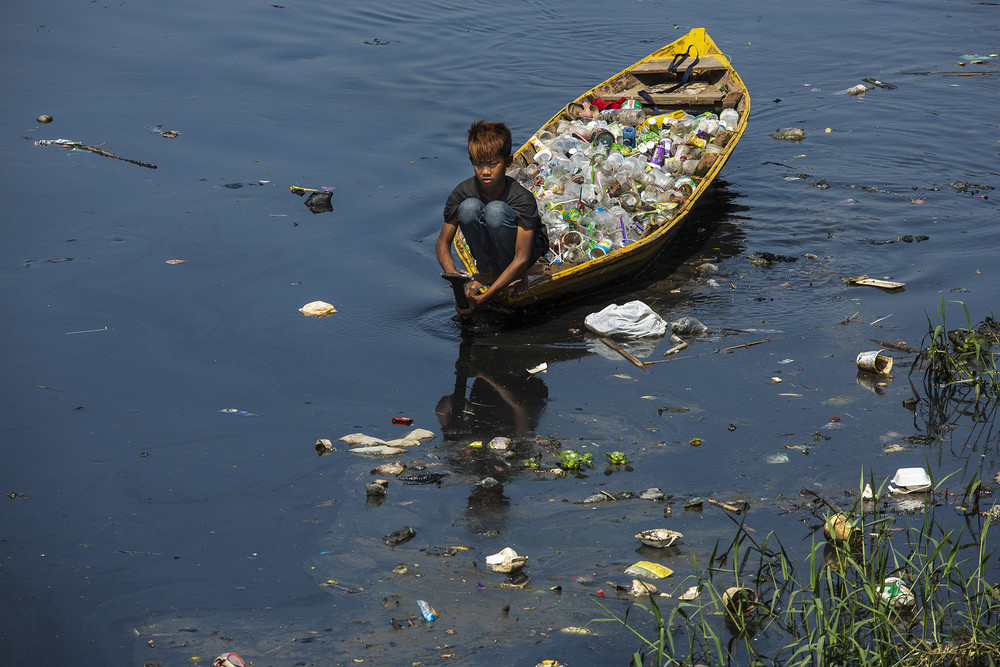 Жизнь вдоль самой загрязненной реки