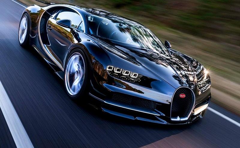 10 самых быстрых и роскошных автомобилей