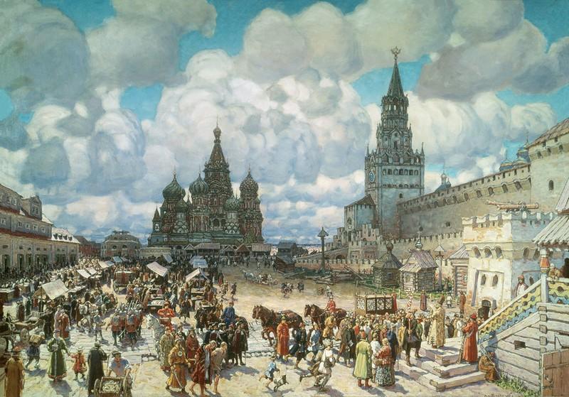 10 важных событий в истории России