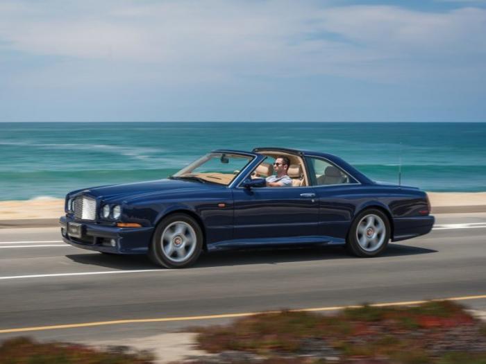 Bentley Continental SC 1999 — седан купе