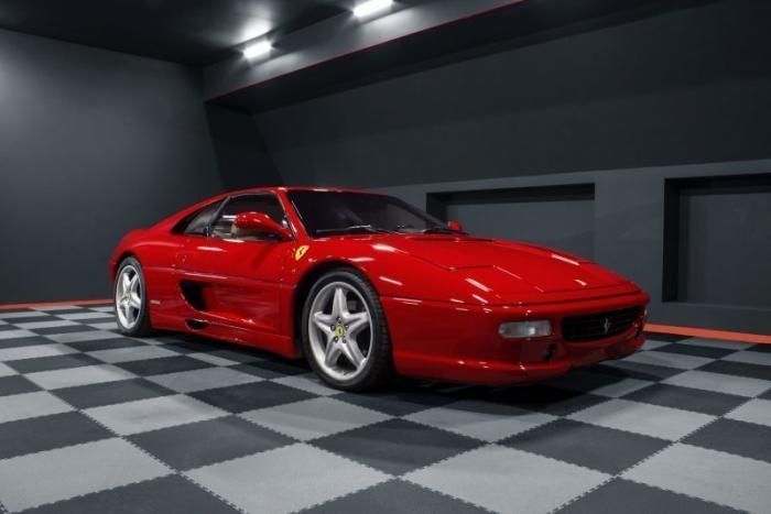 Ferrari F355 Berlinetta — один из самых красивых автомобилей
