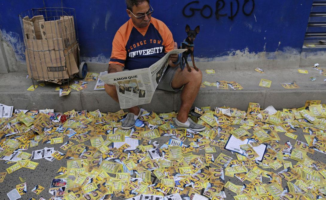 Обратная сторона жизни в Рио-де-Жанейро