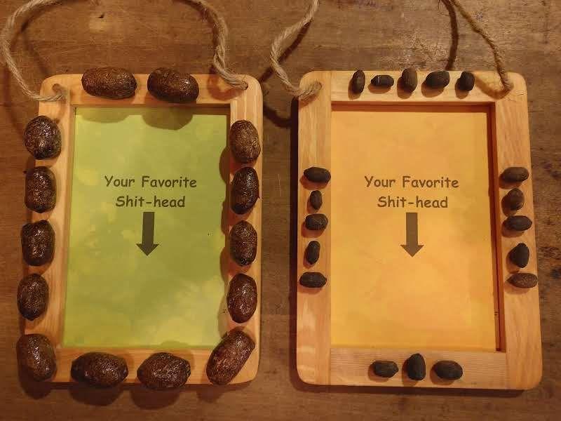 Поделки из лосиных фекалий пользуются бешеным спросом