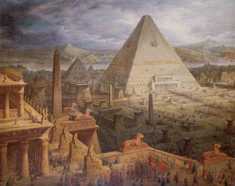 Последние открытия, связанные с Древним Египтом