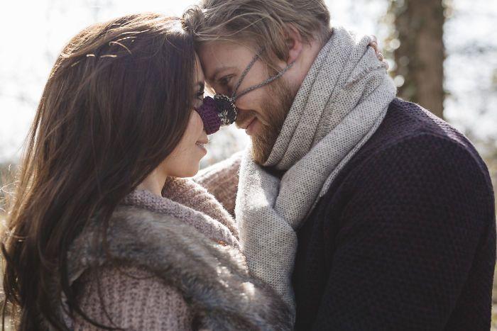 Шапки для носа помогут вечно мерзнущим