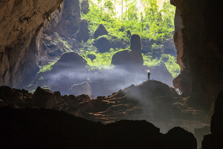 Шондонг — самая крупная пещера в мире