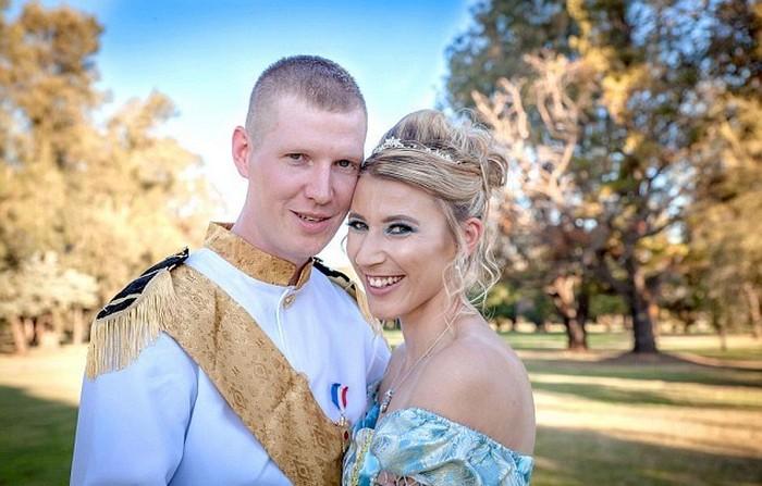 Свадьба в стиле «Золушки»