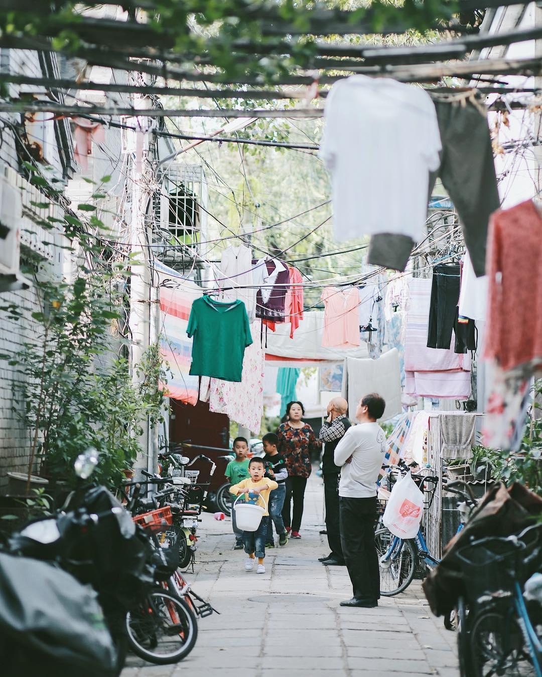 Яркие уличные пейзажи от Джереми Чунга