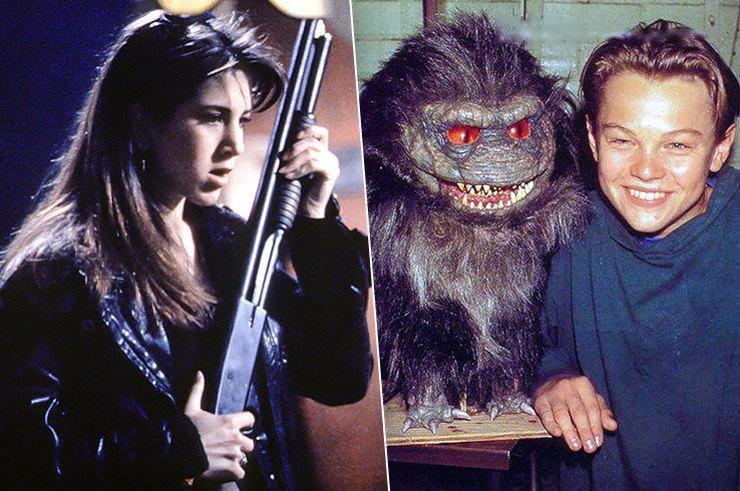 Знаменитые актеры, которые начали карьеру с фильмов ужасов