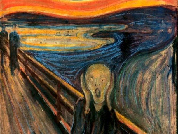 10 пугающих и тревожных произведений искусства