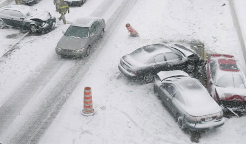 Как зимой безопасно ездить