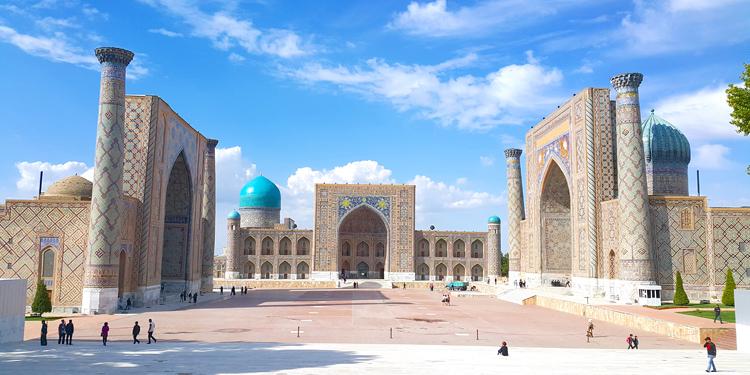 Какие места стоит посетить в Узбекистане