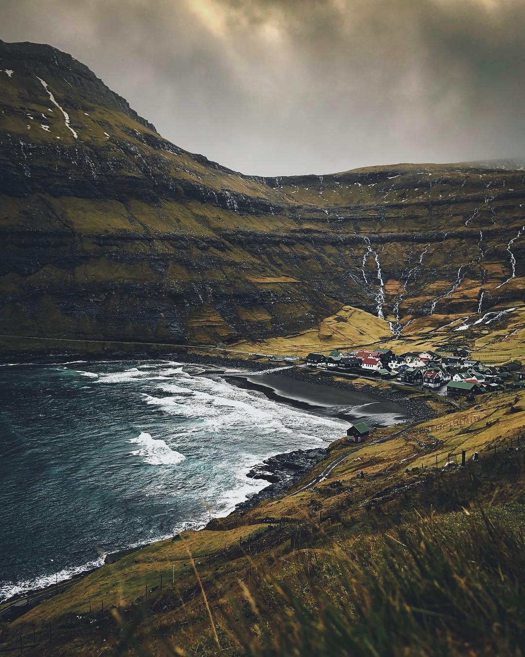 Красивые пейзажи от Kenny Löfström