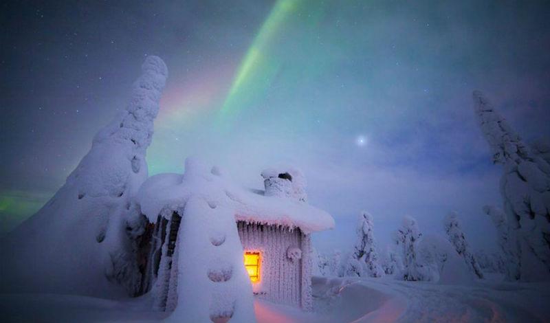 Лапландия — это волшебное место