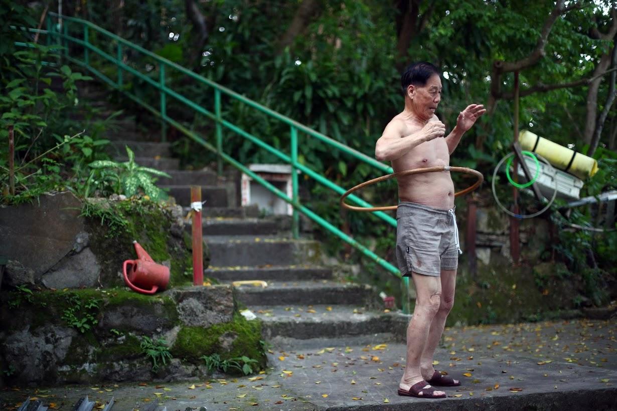 Моржи с острова Гонконг