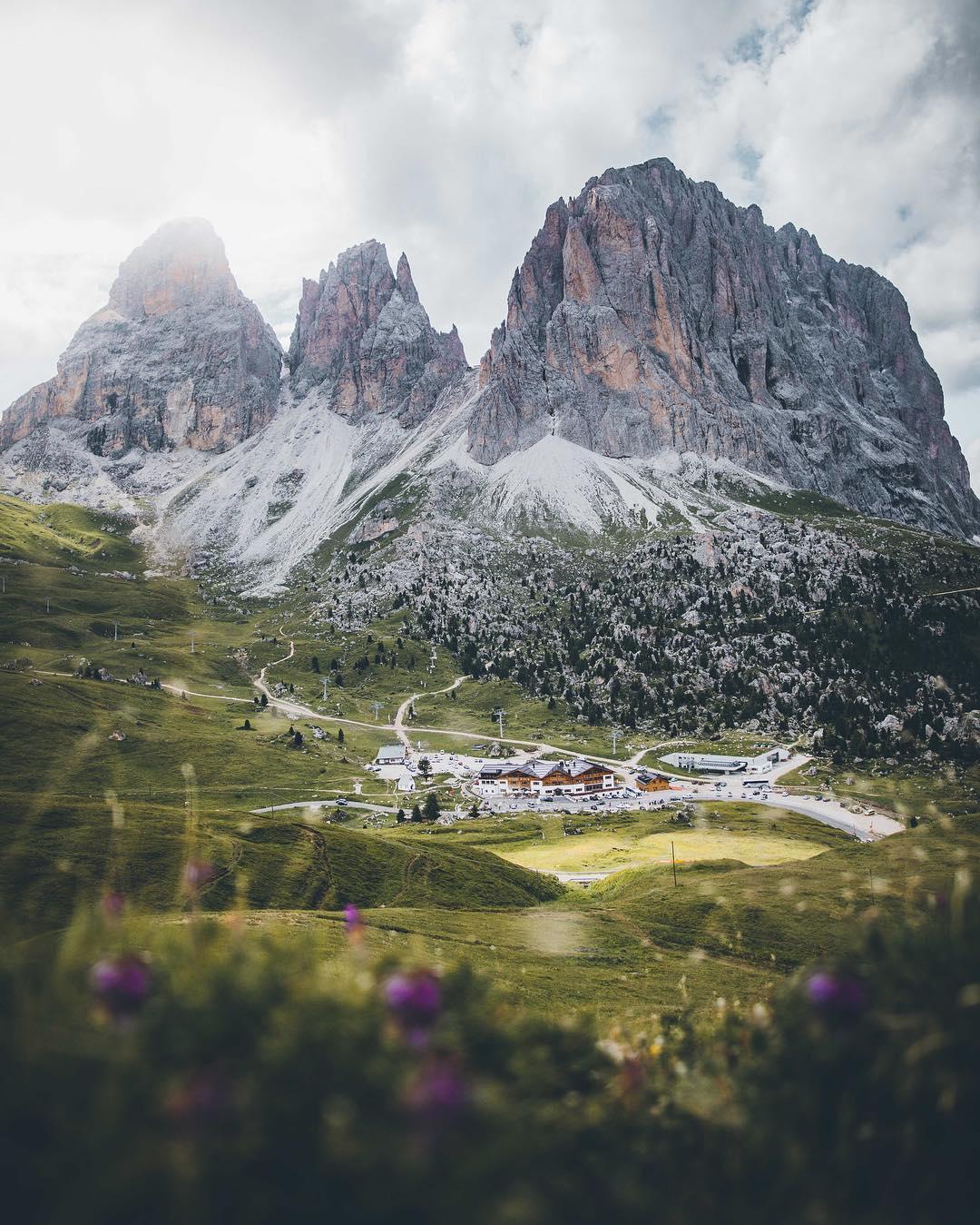 Пейзажи и путешествия на снимках Томаса Лоттера
