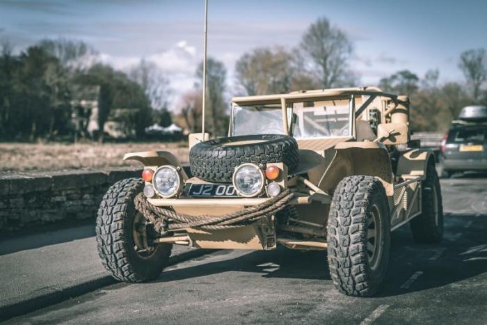 Ricardo Cobra LSV — аскетичный багги SAS