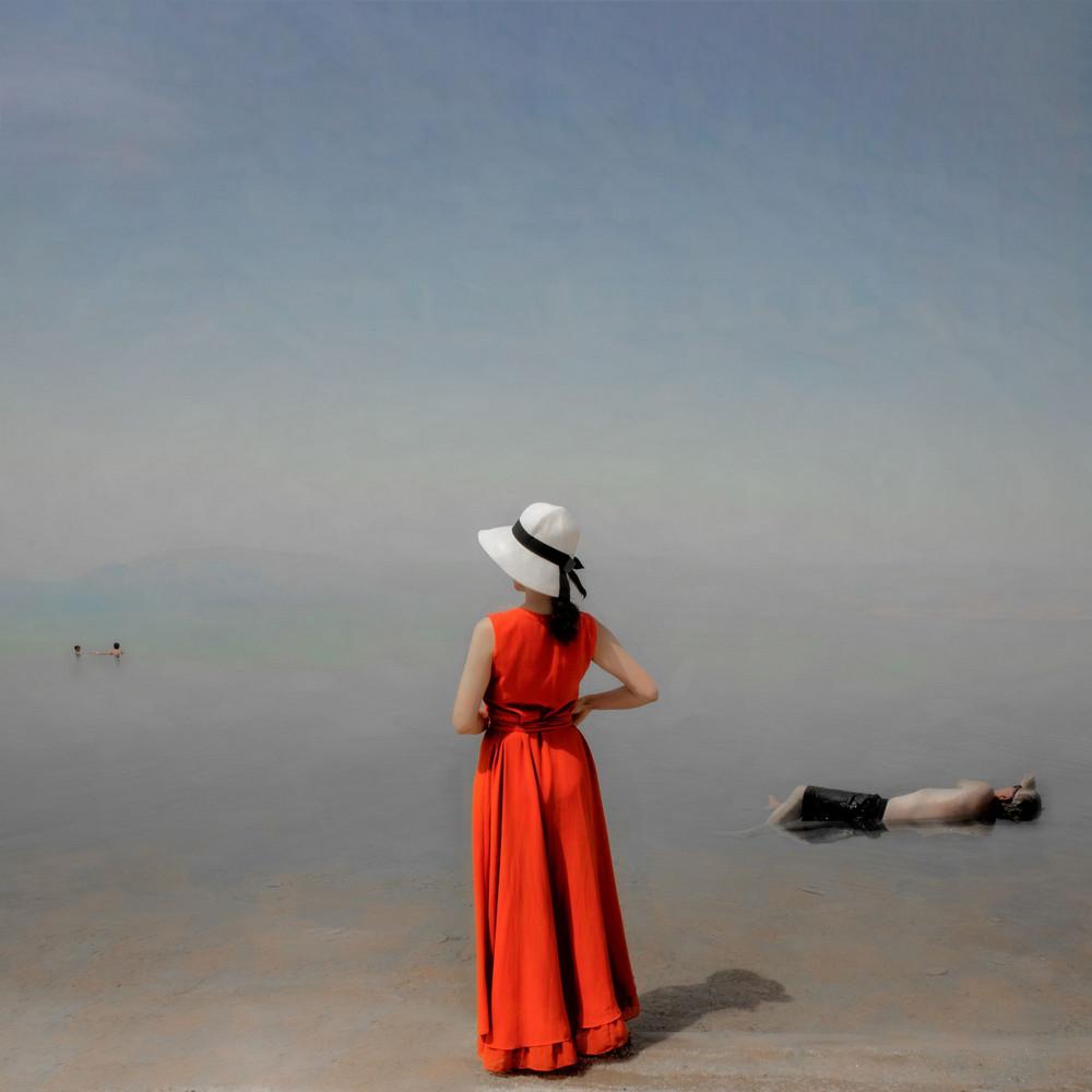 «Содом» — фотопроект Александра Бронфера с берегов Мёртвого моря