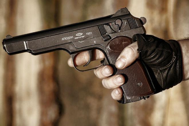 Стечкин — любимый пистолет офицеров