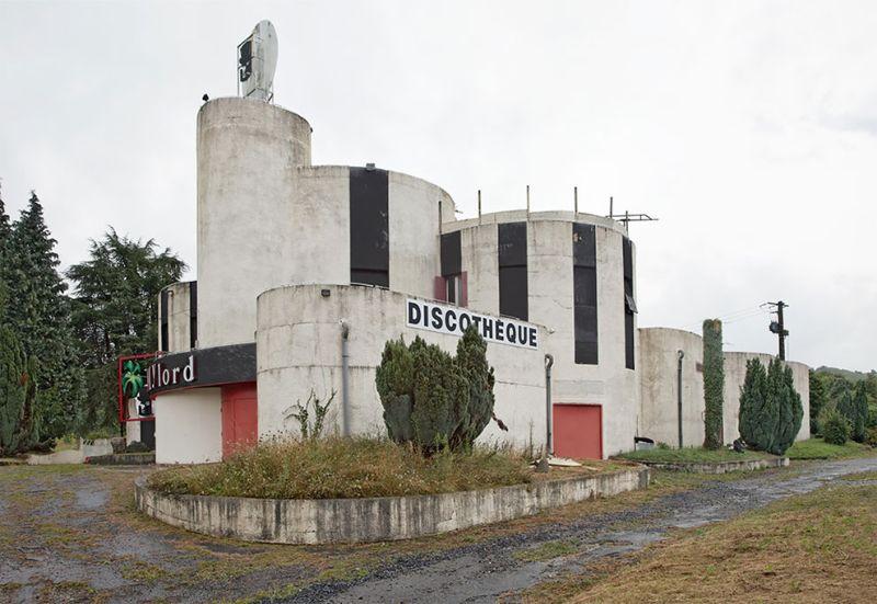 Заброшенные дискотеки Франции