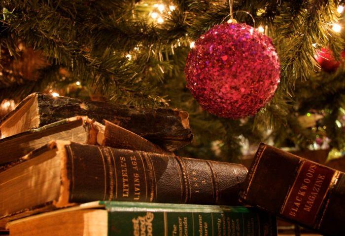 10 книг, которые создадут новогоднее настроение