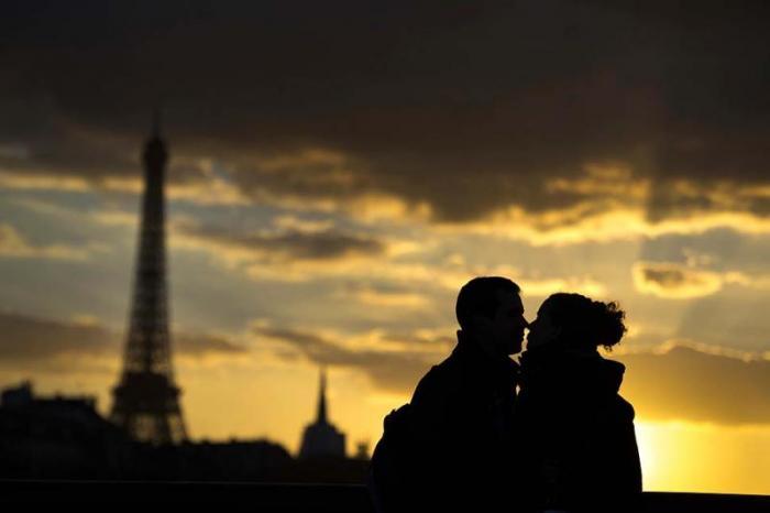 10 романтичных мест для поцелуев