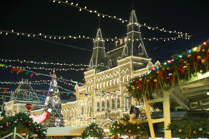 Дух Рождества и Нового года в разных странах