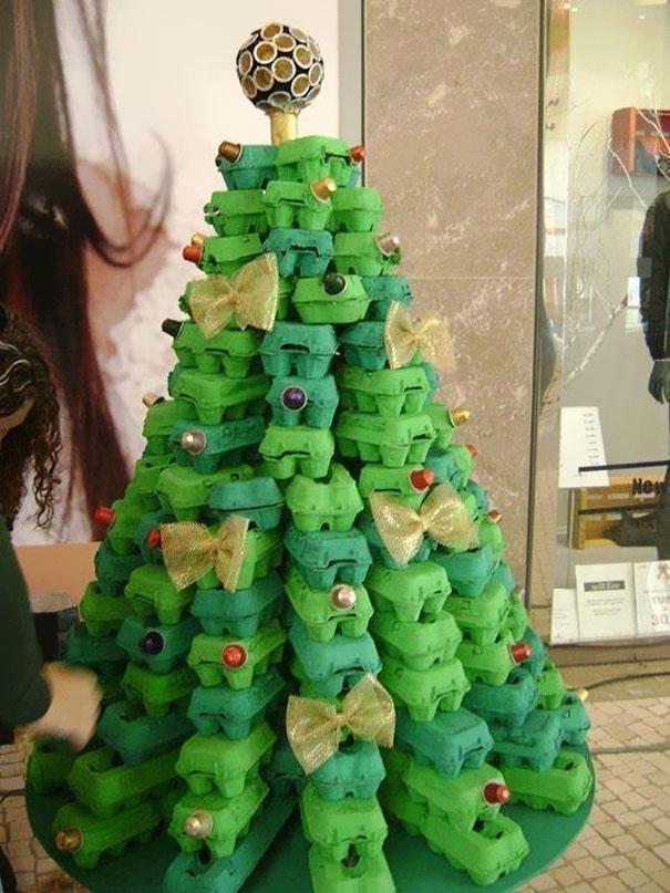 Креативные елки своими руками