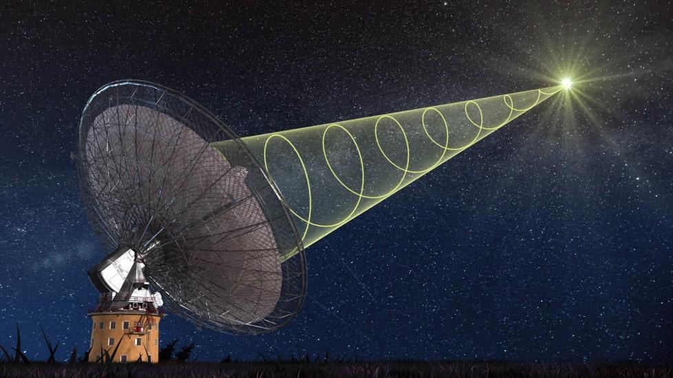 Странные и загадочные сигналы из космоса