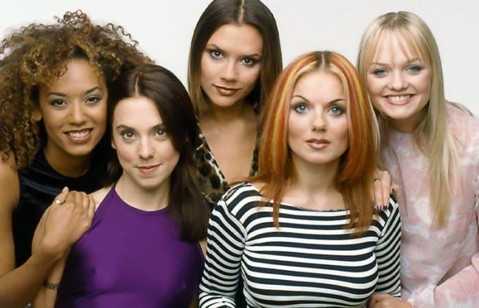 Участницы группы «Spice girls» тогда и сейчас