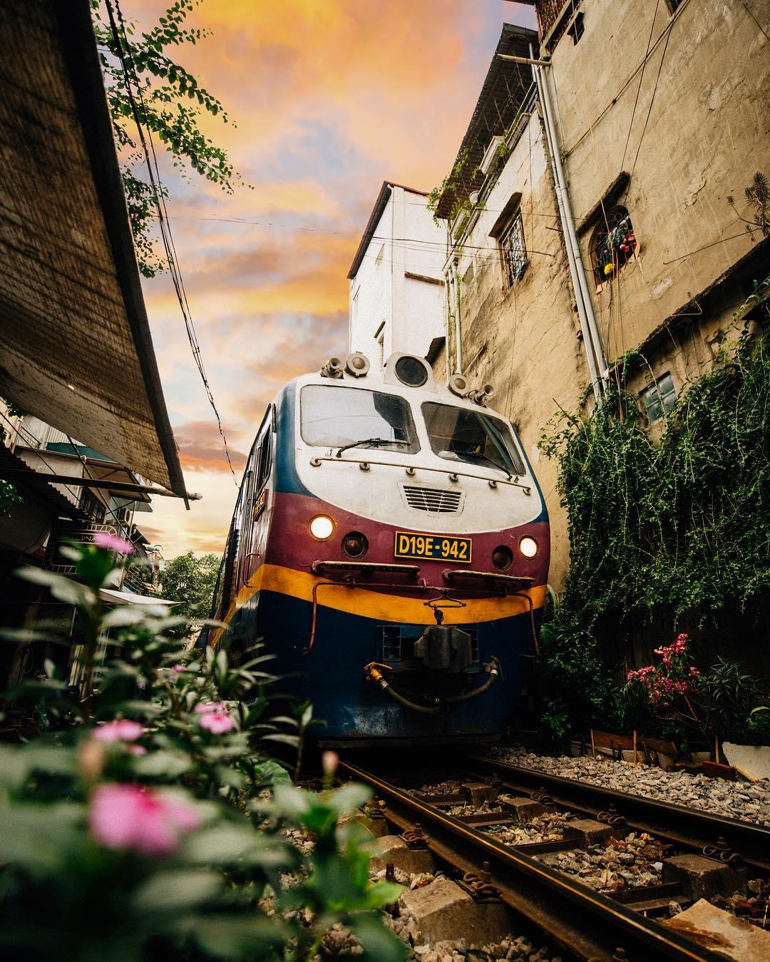 Захватывающие снимки из путешествий Логана Ламберта