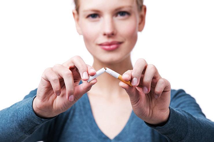 5 шагов к отказу от курения
