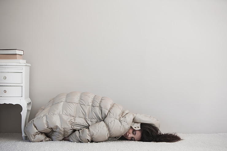 7 рекомендаций по улучшению сна в холодное время года