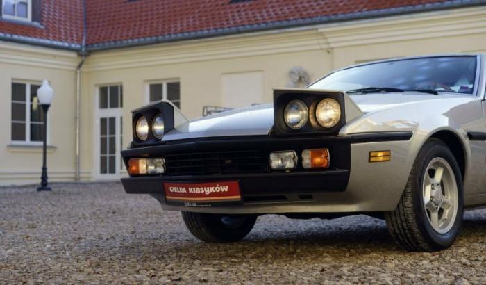 Bitter SC 1984 — купе премиум-класса из Опеля