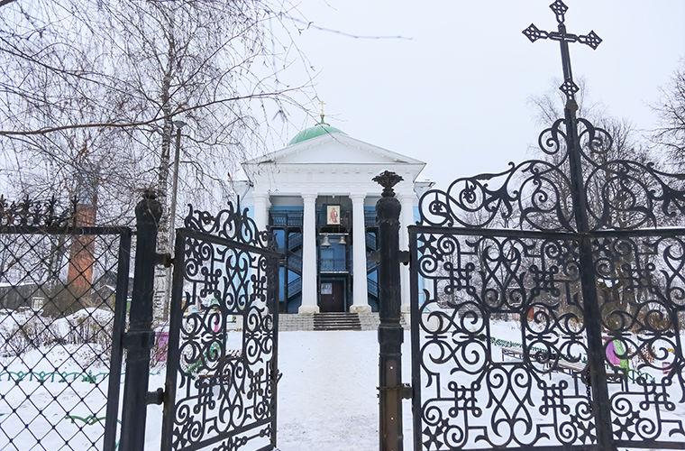 Какие места Пермского края посмотреть зимой