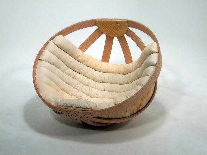Колыбель — уникальное кресло
