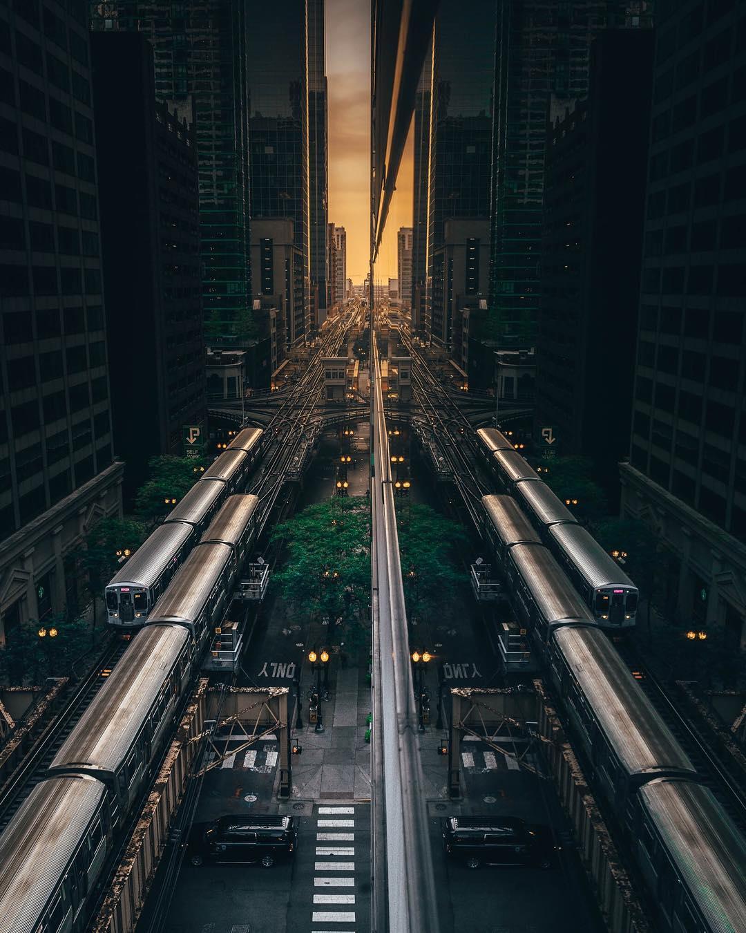 Пейзажные и уличные снимки от Джейсона Дабса