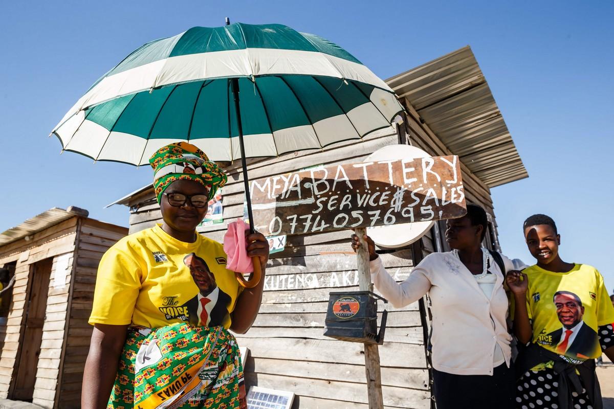 Повседневная жизнь в Зимбабве