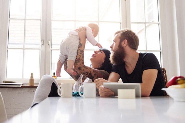 Правила семейной жизни, которые можно нарушать