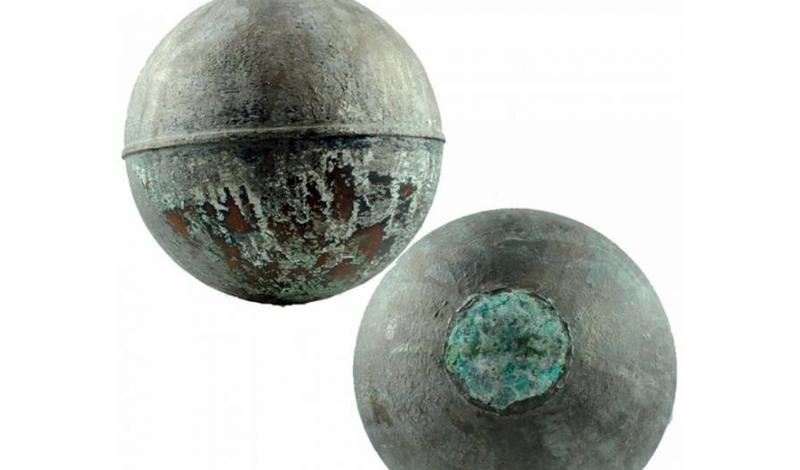 Странные и пугающие артефакты древности
