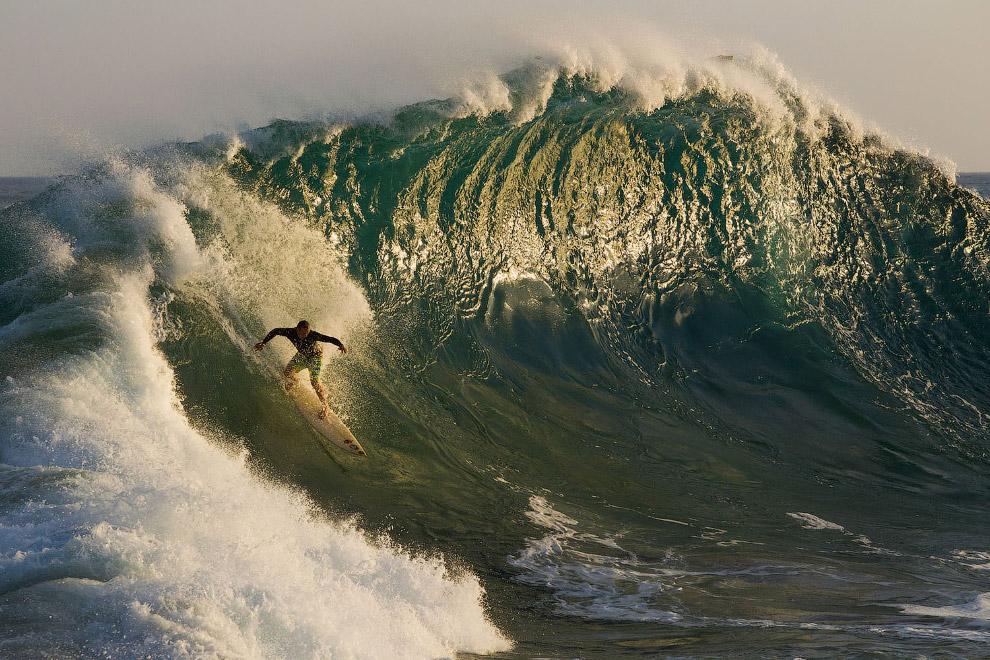 Сёрфинг — море и волны