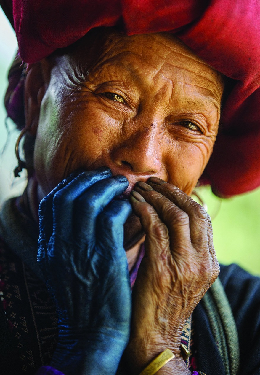 Удивительные портреты представителей племен севера Вьетнама