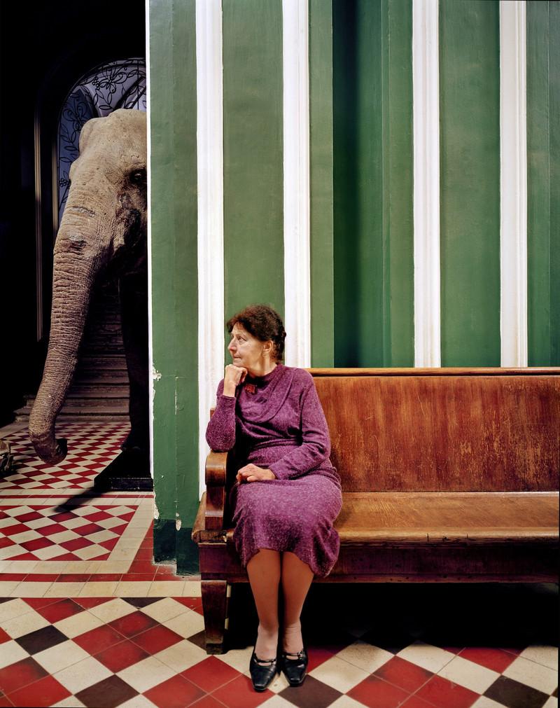 Задушевные «Русские сказки» от фотографа Франка Херфорта