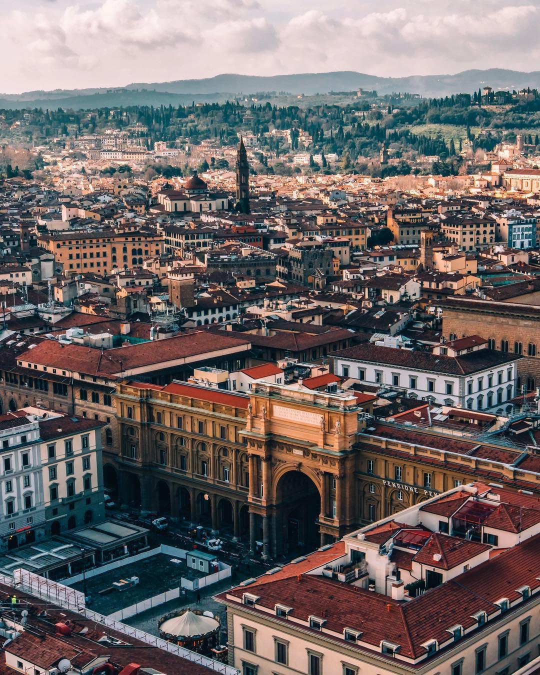 Архитектура и городские пейзажи от Davide Oricchio