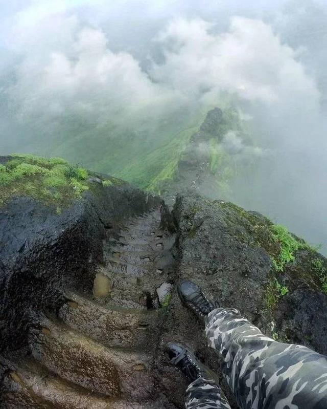 Фото и гифки для тех, кто не боится высоты