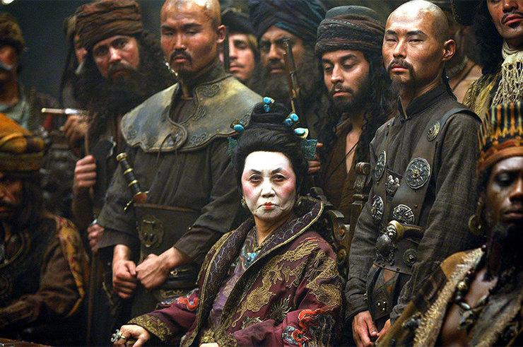 Госпожа Чжэн — самая известная женщина-пират в Китае